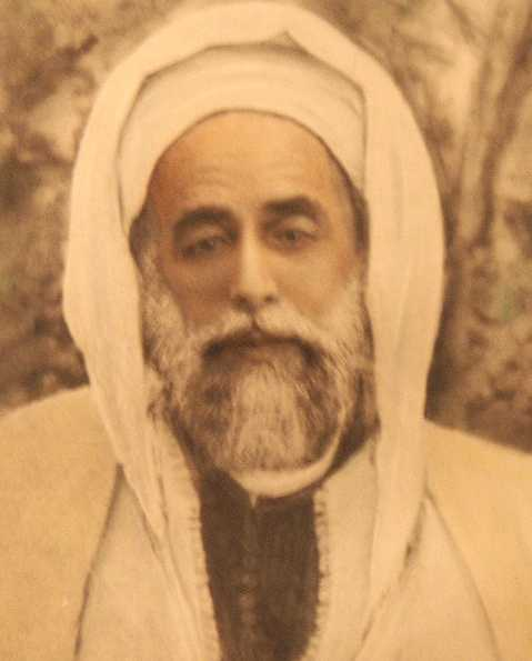 Mawlana Sidi Ahmed Ibn Mustafa Al Alawi Al Mostghanmi – Qaddasa Allahu Ruhahu - shaikhSidi_ahmed_alawi_01